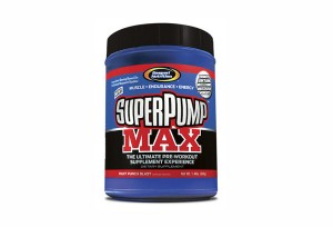 GASPARI NUTRITION - SUPER PUMP MAX - 640 g
