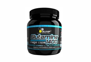 OLIMP - L Glutamine Mega Caps 1400 mg - 300 kaps.