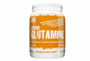 FITNESS AUTHORITY - Xtreme Glutamine - 500 g