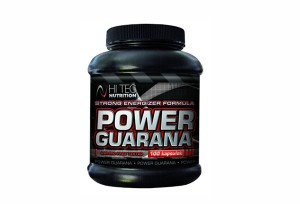 HI TEC - Power Guarana - 100 kaps.
