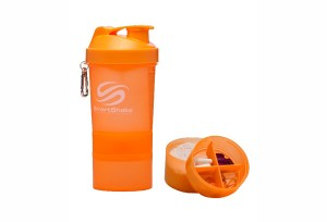 SMARTSHAKE - Orange SHAKER - 400 ml + 2x 120 ml