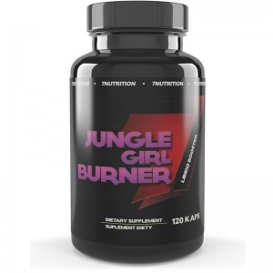 7 NUTRITION - Jungle Girl Burner - 120 caps.
