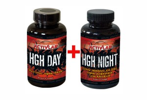 ACTIVLAB - HGH Day + HGH Night - 60 kaps. + 60 kaps.
