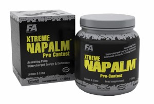 FITNESS AUTHORITY - Xtreme Napalm® Pre-Contest - 500 g