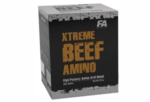 FITNESS AUTHORITY - Xtreme BEEF AMINO - 600 tab.