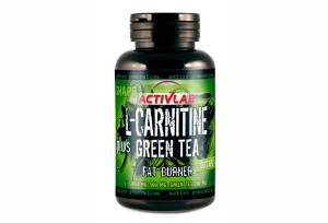 ACTIVLAB - L-Carnitine + Green Tea - 60 kaps.