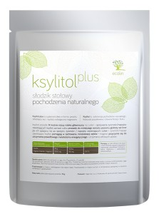 ECOLIN - Ksylitol Plus - 1000 g