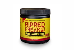 PharmaFreak - RIPPED FREAK PRE-WORKOUT - 200 g