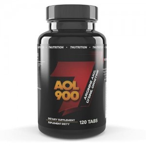 7 NUTRITION - AOL 900 - 120 tab.