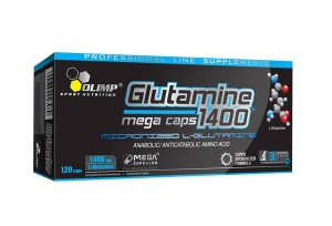 OLIMP - L Glutamine Mega Caps 1400 mg - 120 kaps.