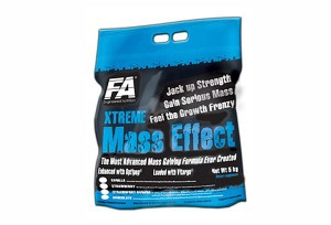 FITNESS AUTHORITY - Xtreme Mass Effect - 5000 g