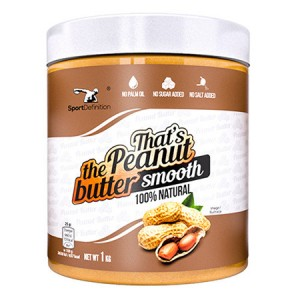 SPORT DEFINITION - THAT'S THE PEANUT BUTTER