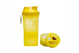 SMARTSHAKE - Yellow SHAKER - 400 ml + 2x 120 ml