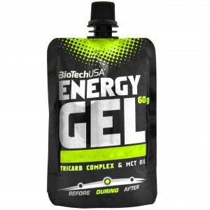 BioTech USA - ENERGY GEL - 60g
