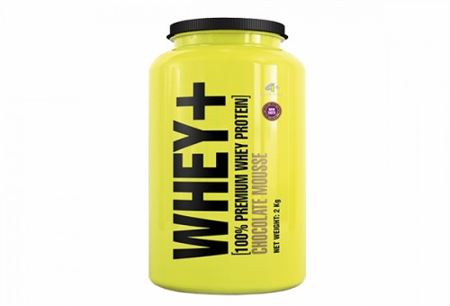 4+ NUTRITION - WHEY+ - 900 g - doping24.pl